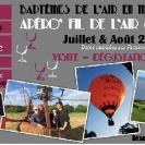 illustration : Osez la montgolfière au Château Tour Castillon