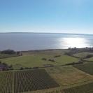 img CHATEAU TOUR CASTILLON MEDOC CRU BOURGEOIS PROPRIETE 360° AVEC DRONE